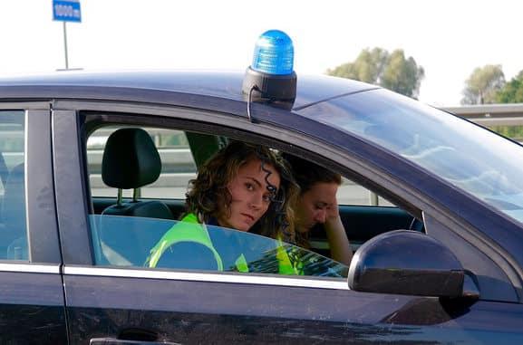 radiowoz policja