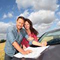 planowanie wycieczki samochodowej