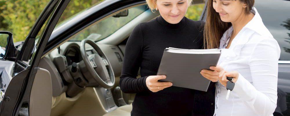 Jakie formalności czekają nabywcę samochodu bez OC?
