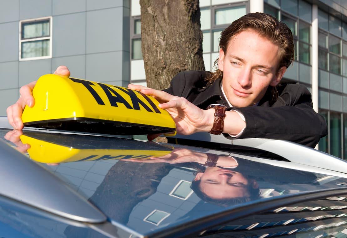 Kierowca taxi
