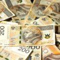 Polskie banknoty 200 zł