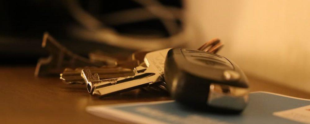 Kluczyki i dokumenty pojazdu